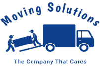 Moving Solutions | Nashville Logo